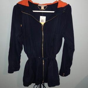 Michael Kors military style jacket